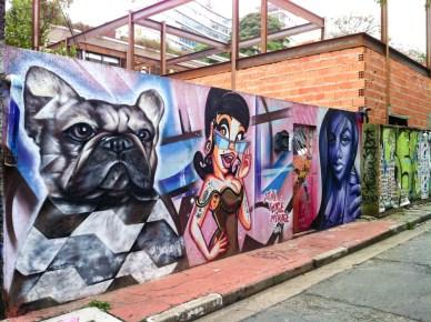 Que voir Sao paulo au brésil - street art rue