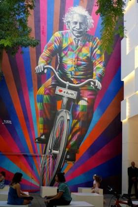 Kobra Street Art Sao Paulo