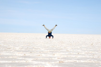sel visiter le Salar d'Uyuni en bolivie