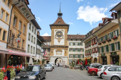 Morat ou Murten week-end visiter Suisse Romande
