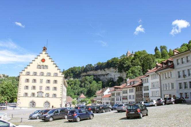 Fribourg Suisse Romande