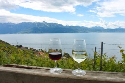vin week-end en Suisse Romande