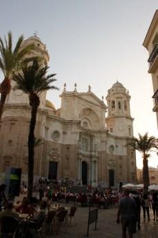 Cathédrale visiter Cadiz