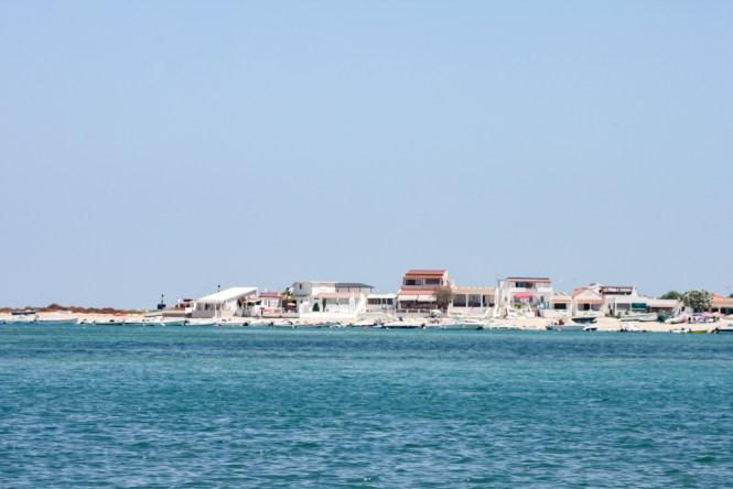 Armona - visiter l'Algarve