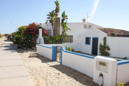 Ilha Culatra - visiter l'Algarve