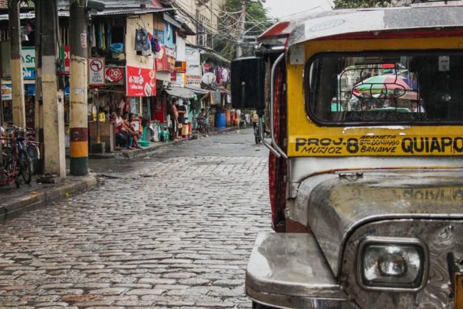 Manille Old Manila Jeepney