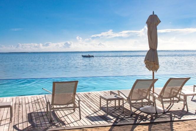 piscine Isla Cabana Resort - île de Siargao Voyage Philippines