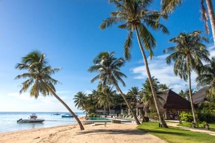 restaurant Isla Cabana Resort - île de Siargao