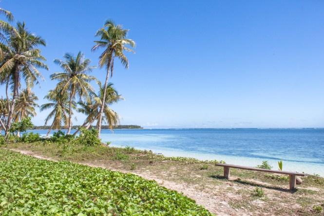 Plage - île de Siargao