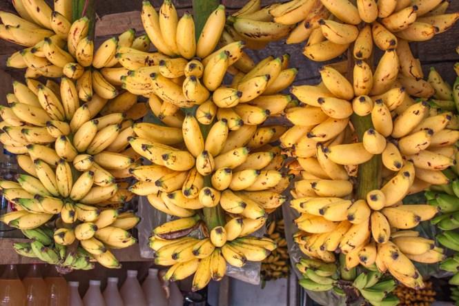 Fruits aux philippines Banane