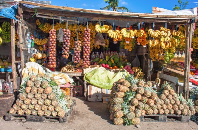 fruits aux Philippines
