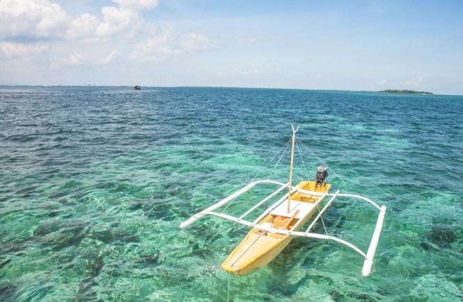 Cebu bateau nalusuan