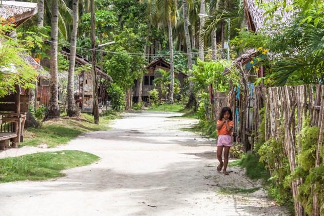 route Dako island coco incontournables aux Philippines