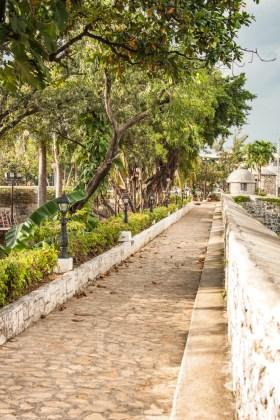 Cebu aux philippines fort de San pedro