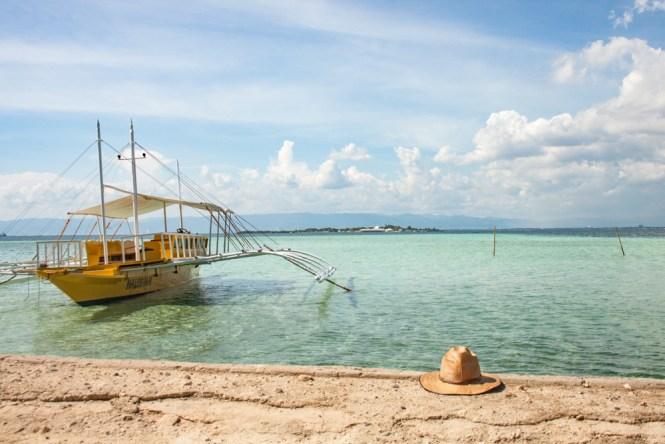 cebu nalusuan bateau-Top 5 des incontournables aux Philippines