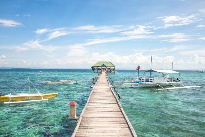 Cebu aux philippines nalusuan