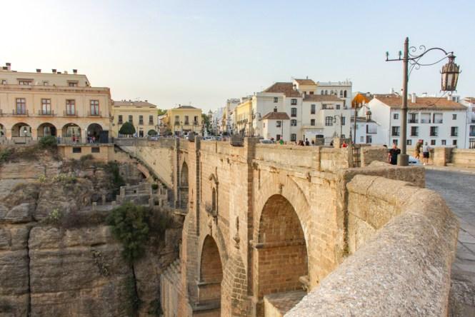 Ronda Puente Nuevo andalousie