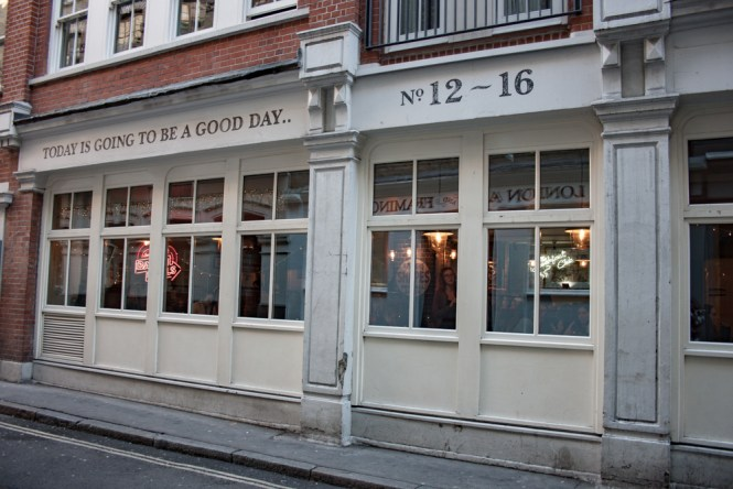 The Breakfast club Un week end a Londres