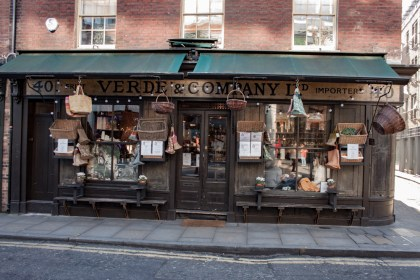 boutiques Shoreditch Un week end a Londres