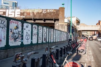 VELO Brick Lane Street Art Un week end a Londres