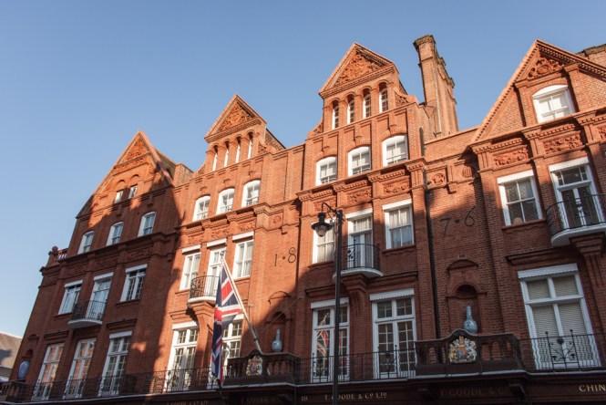 Briques Rouges Un week end a Londres