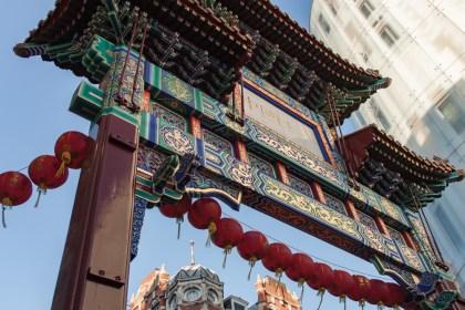 ChinaTown Un week end a Londres