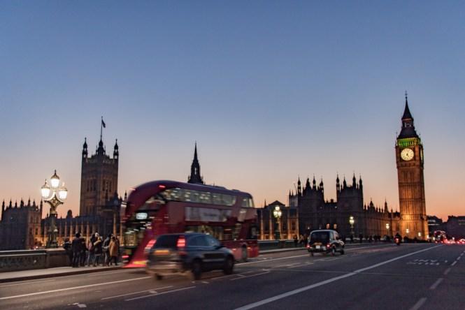 London Bridge Un week end a Londres