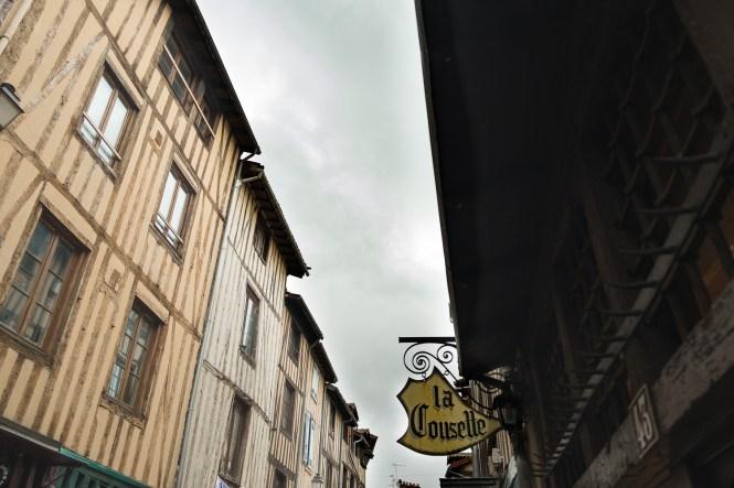 Quartier de la boucherie Visiter limoges