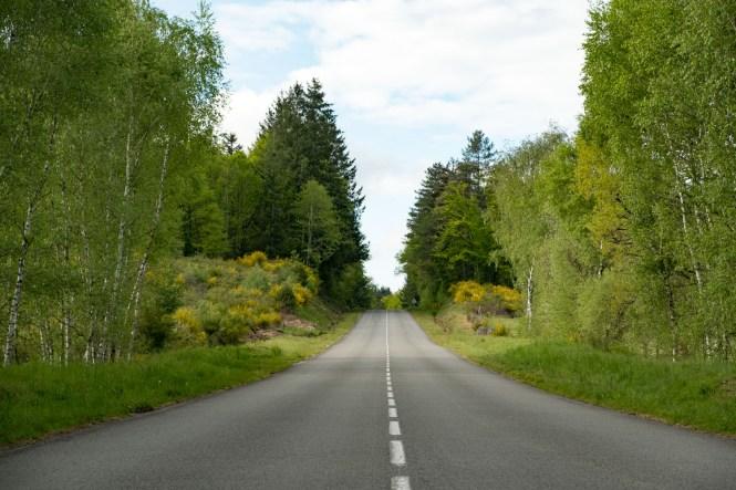 route-lac-de-saint-pardoux-haute-vienne