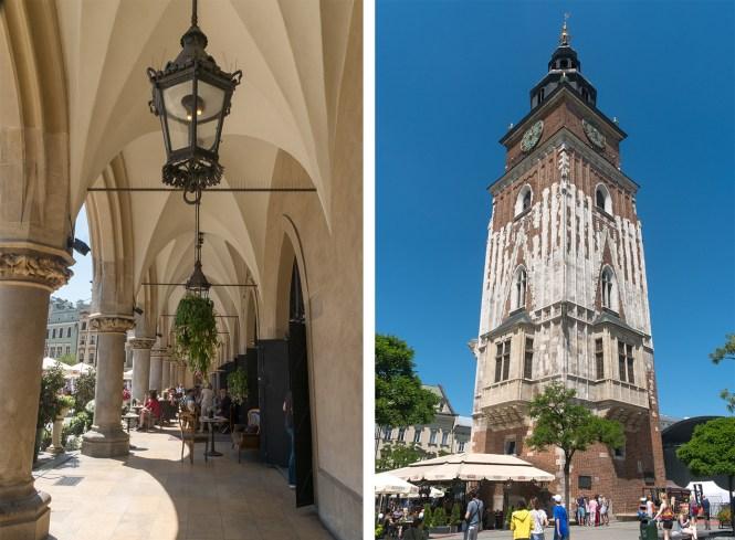 Visiter-Cracovie-Beffroi-de-lhôtel-de-Ville-tour