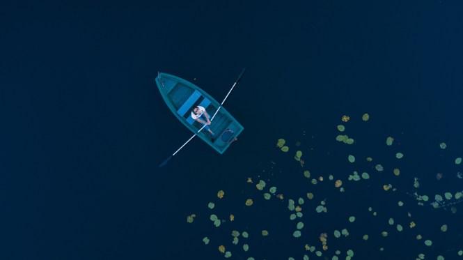laura barque Cabane sur l'eau nuit insolite clos de la loutre