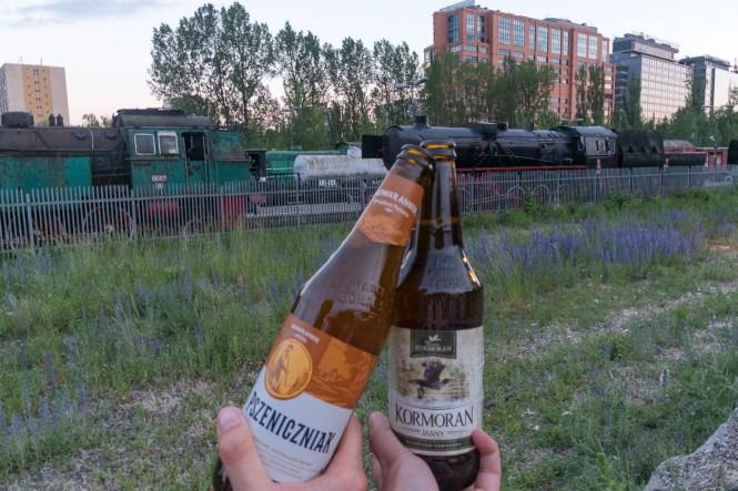 Visiter Varsovie biere locale