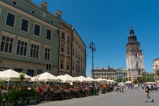 Visiter-Cracovie-Beffroi-de-lhôtel-de-Ville