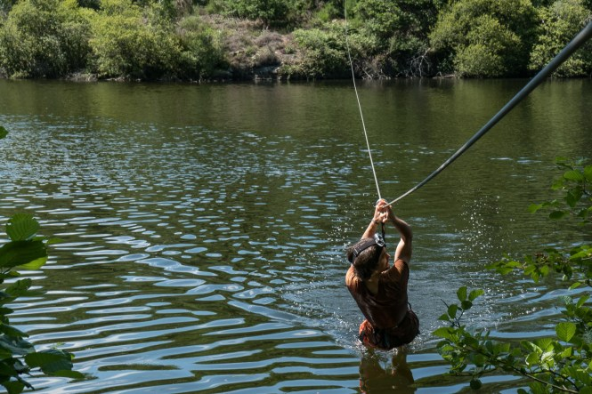 Activités Aquatiques dans le berry Lac de Sidailles
