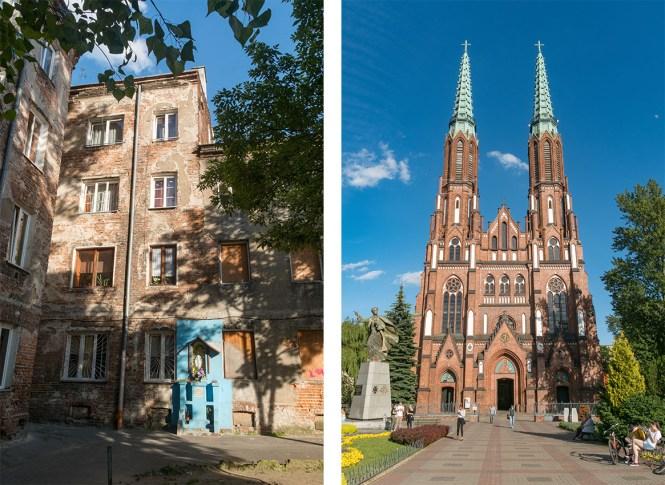 Visiter Varsovie PRAGA
