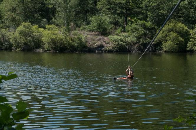 Lac de Sidailles Week end à la campagne dans le Berry