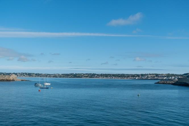 Confor ferry visiter jersey Saint-Hélier