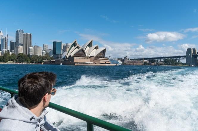 Le quartier de Manly quartiers de Sydney