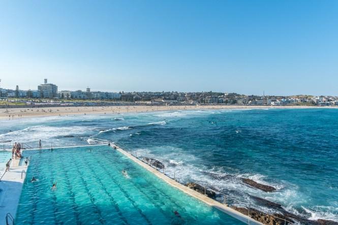 Le quartier de bondi beach quartiers de Sydney