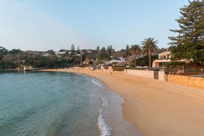 Watson bay plage de Sydney
