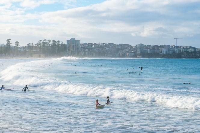 Le quartier de Manly beach quartiers de Sydney