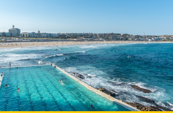 Coogee to Bondi walk