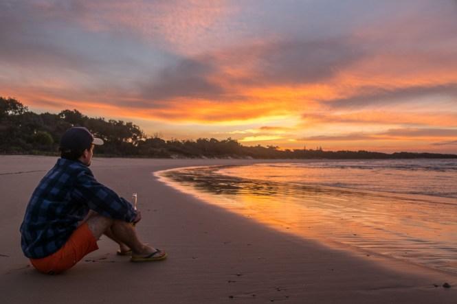 Hat Head National Park Off Leash Dog Beach