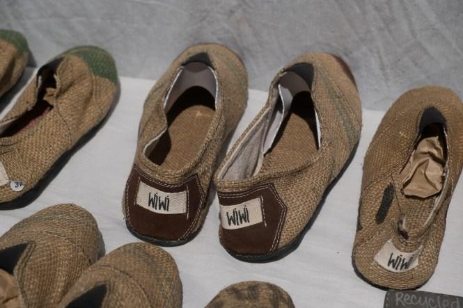 Bellingen Community Market's chaussure