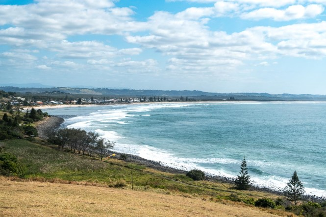 Lennox Head Pat Morton Lookout