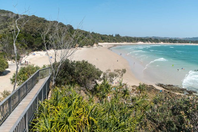 The pass Byron Bay