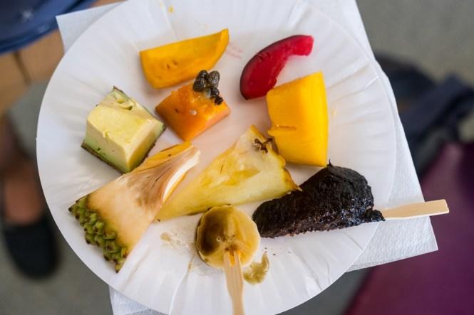 Dégustations Tropical Fruit World