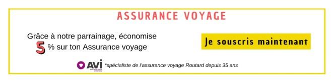 Bangalow Assurance voyage