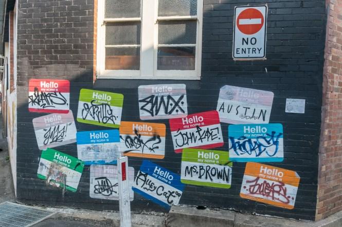 Back Alley Gallery de Lismore
