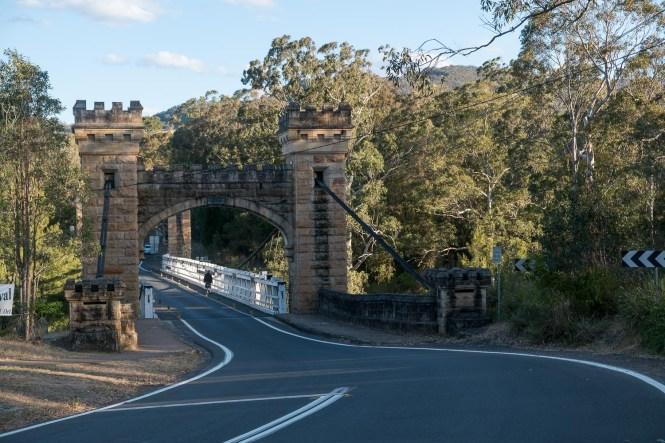 Hampden Bridge KANGAROO VALLEY